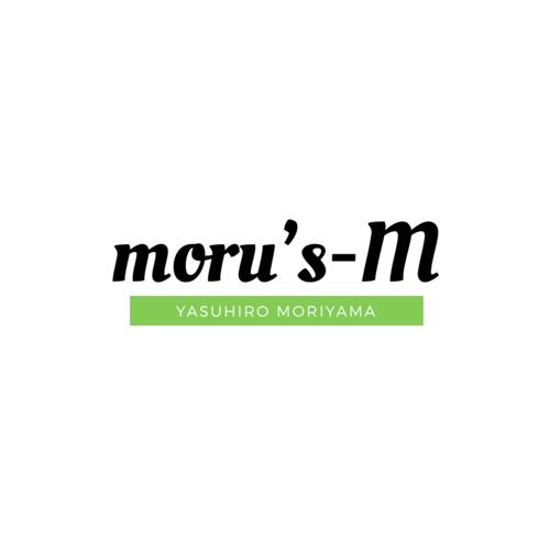 moru's-M ロゴ